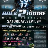 Back 2 House Music Festival