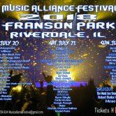 Music Alliance Festival 2018